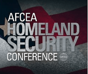 AFCEA Homeland Security Conference