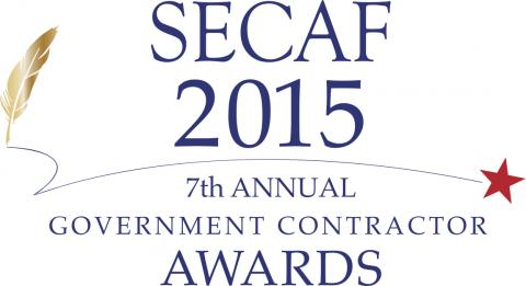 SECAF 2015; 7th annual government contractor awards