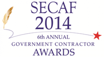 SECAF 2014 6th annual government contractor awards