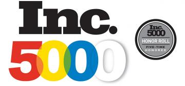INC 5000 honor roll